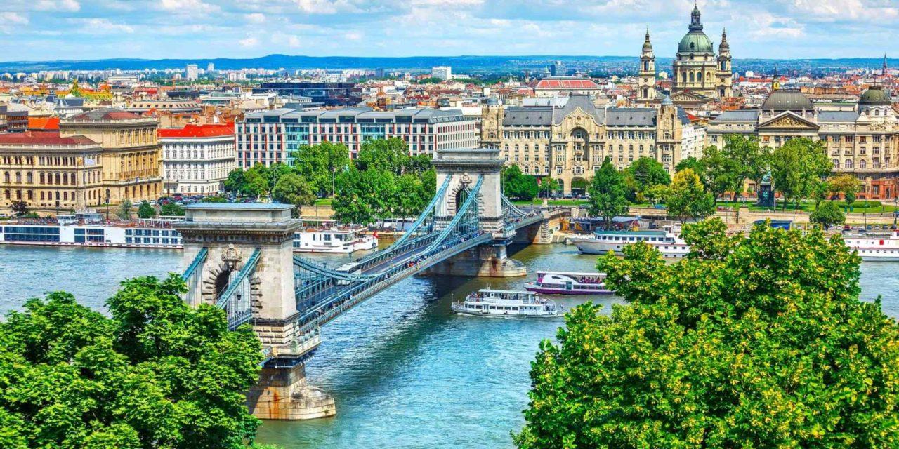 Budapest con Visita