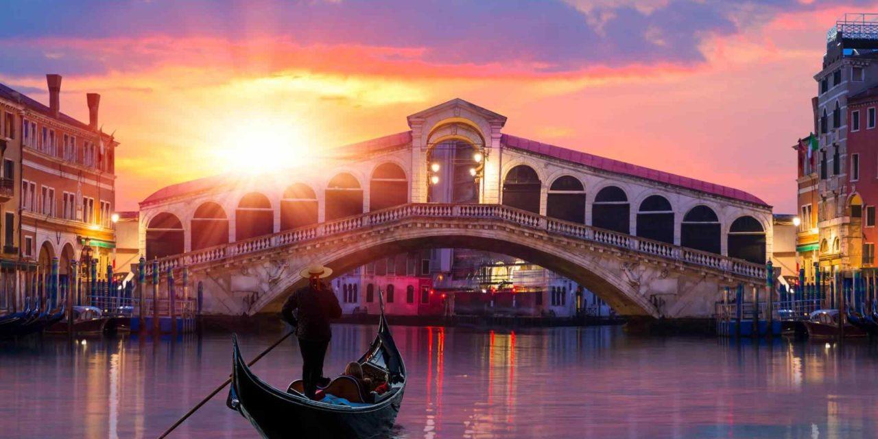 Venecia y Roma