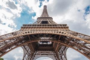 Torre Eiffel Paris Adarve