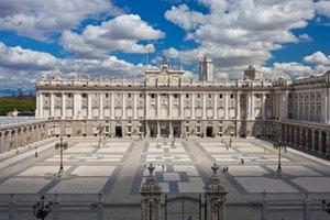Tour Palacio Real Madrid Adarve