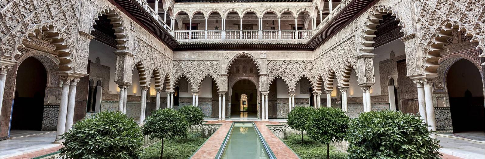 Alcazar Sevilla Adarve Travel