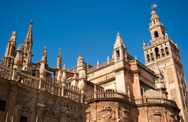 Catedral de Sevilla Adarve Travel