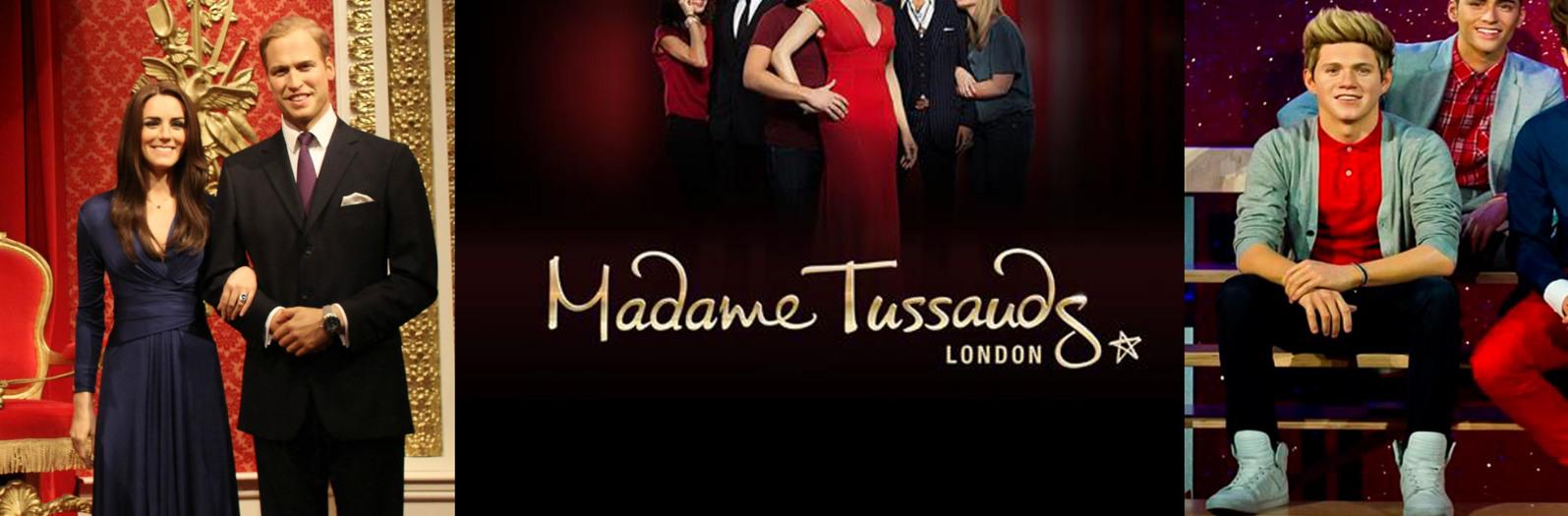 Madame Tussauds Londres Adarve Travel