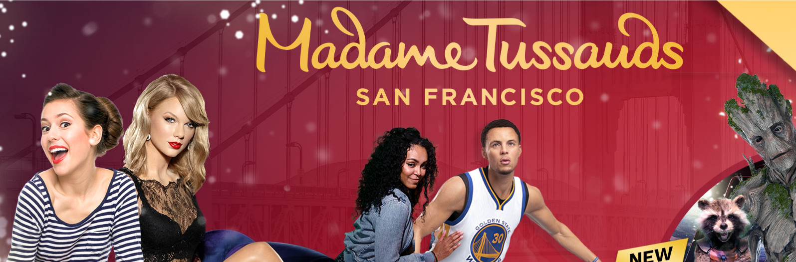Madame Tussauds San Francisco Adarve Travel