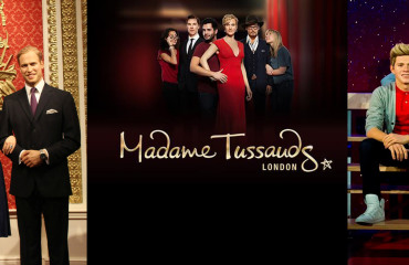 Madame Tussauds Londres Adarve Travel
