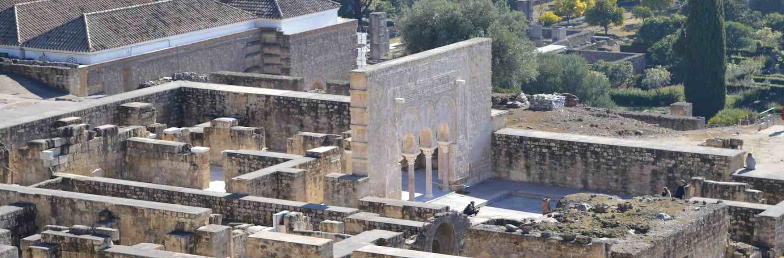 Medina Azahara Adarve Travel
