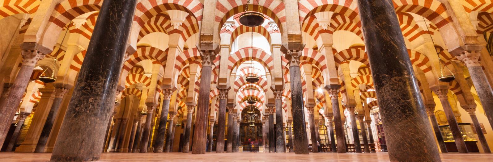 Mezquita de Córdoba Adarve Travel