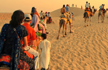 Safari por Dubai Adarve Travel