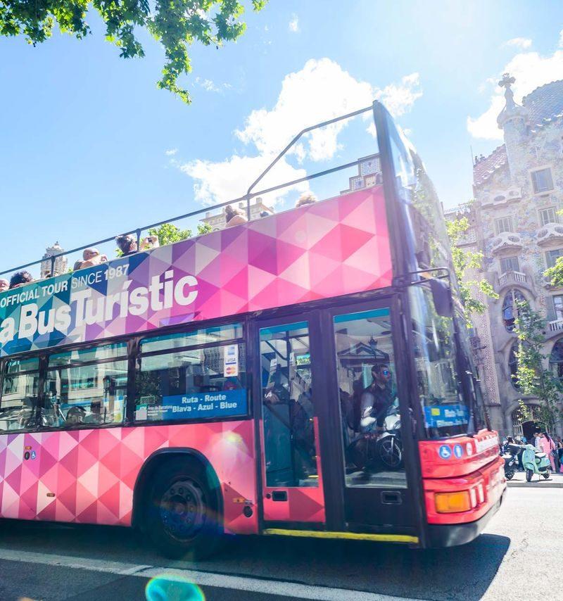 Adarve Bus Turístico Barcelona By City Sightseeing