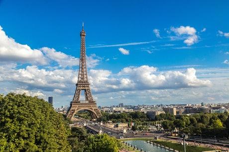Torre Eiffel París Mogar